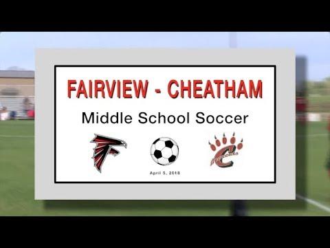 2018 4 5 SPORT FMS Soccer vs Cheatham
