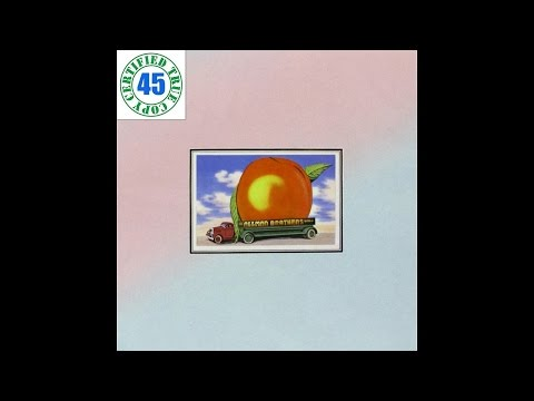 THE ALLMAN BROTHERS BAND - AIN'T WASTIN' TIME NO MORE - Eat A Peach (1972) HiDef :: SOTW #134