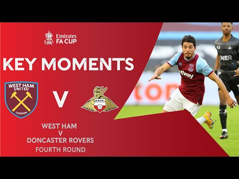 West Ham Doncaster Goals And Highlights