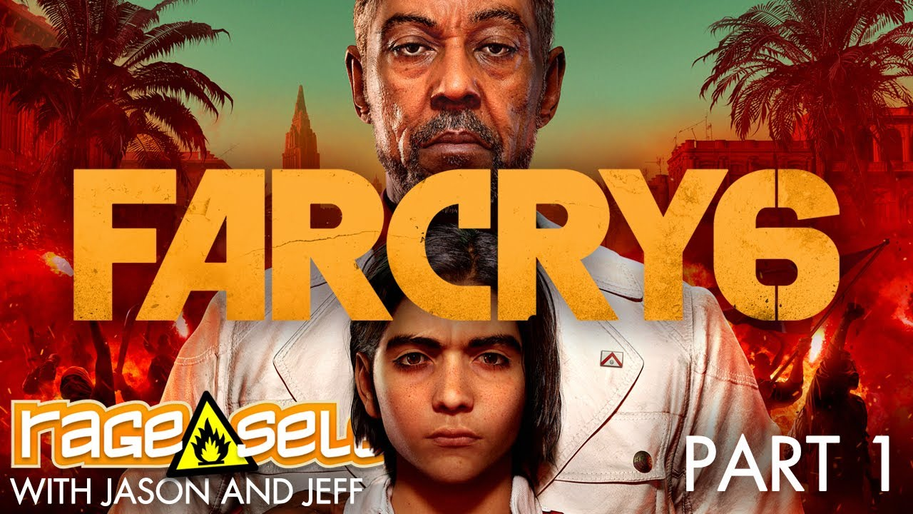 Far Cry 6 (The Dojo) Let's Play - Part 1