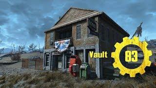 Fallout 4 Секреты Убежища 83 - Разгадка головоломки