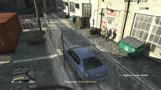 GTA 5 - Gameplay ITA HD - Trevor Uccidiamo Un Attore thumbnail