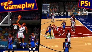 NBA ShootOut 2000 ... (PS1) 60fps