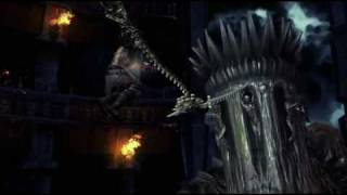 Dante's Inferno : gameplay trailer