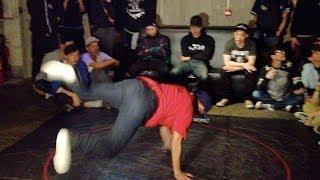 Hong Kong breakdance battle! Destructive Steps VI b-boy qualifier HK