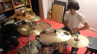 sleeping with sirens do it now remember it later drum cover