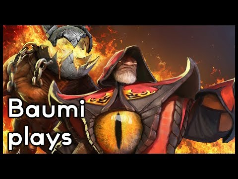 Dota 2 | A QUEST FOR THE BOYS!! | Baumi plays Warlock