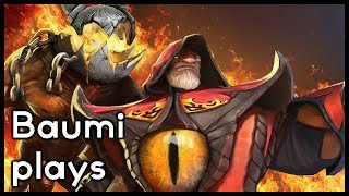 Dota 2   A QUEST FOR THE BOYS!!   Baumi plays Warlock