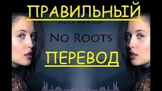 Скачать Перевод песни No Roots Lyrics Alice Merton НА РУССКОМ ЗАКАДРОВЫЙ ПЕРЕВОД Нет корней ПО РУССКИ