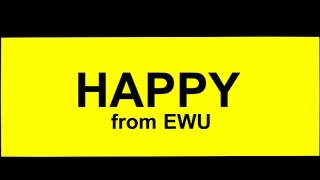 Happy from EWU(AUAP) - Pharrell Williams