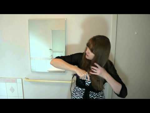 ... Demo of Instyler Cool Touch Ionic Multi Styler - an honest review
