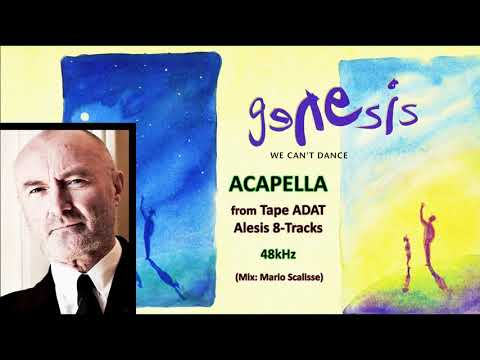 Never a Time (Acapella) Genesis