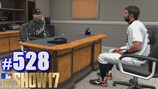 ANNOUNCING WHEN THIS SERIES WILL END! | MLB The Show 17 | Road to the Show #528