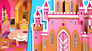 How to Make an Amazing Castle from Cardboard | DIY Crafts, Ideas & Projects