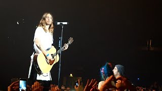 Thirty Seconds to Mars - Hurricane (Guitar only) - Live in Lyon HD / Fev 2014 TODshow
