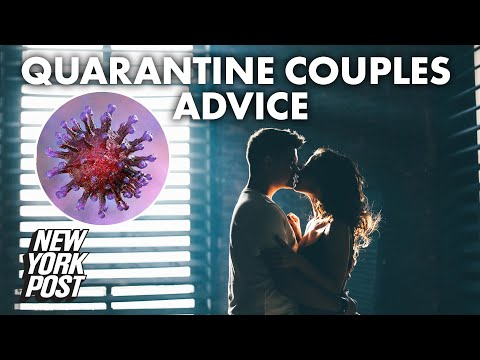 Tips on how to not destroy your relationship while in quarantine for coronavirus | New York Post