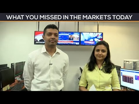 Market Wrap: Nifty Posts Best Gain In Six Weeks