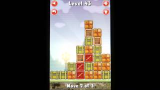 Move the box level 43 London Solution Walktrough(MORE LEVELS, MORE GAMES: http://MOVETHEBOX.GAMESOLUTIONHELP.COM http://GAMESOLUTIONHELP.COM This shows how to solve the puzzle of ..., 2012-03-12T22:55:54.000Z)