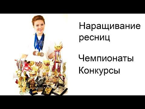 Конкурсы и чемпионаты по наращиванию ресниц. Инструкция для чайников. Автор Евгения Прохорова