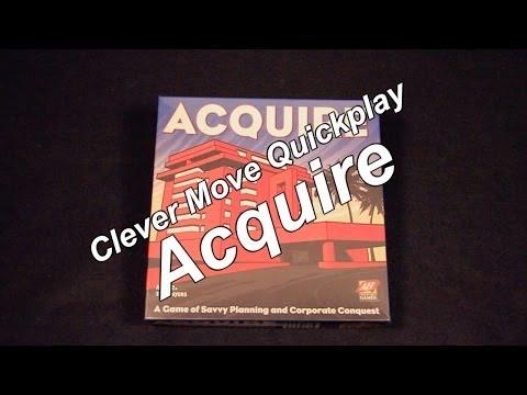 Acquire | Board Game | BoardGameGeek