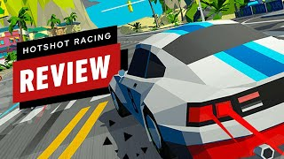 Hotshot Racing Review (Video Game Video Review)