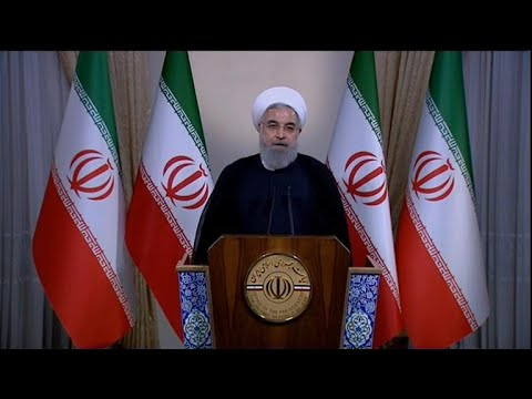 Iran expresses anger over U.S. withdrawal from nuclear deal