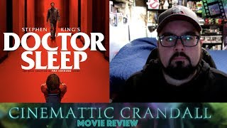 DOCTOR SLEEP movie review NO SPOILERS