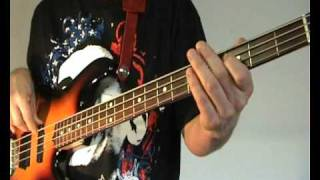 Steppenwolf - Born To Be Wild - Bass Cover