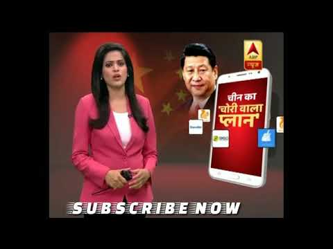 Is China spying and stealing data from Indian army personnel s phones via apps.m