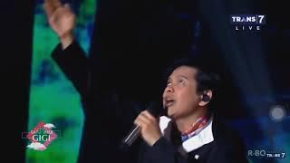 Pintu Surga - Gigi Feat Eross Candra Sheila On 7 (konser 1 janji Gigi) Trans7