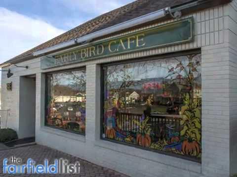 Early Bird Cafe Ridgefield Ct Menu