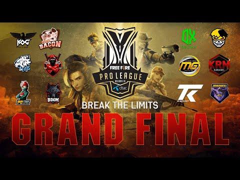 Free Fire Pro League Season 3 : Grand Final