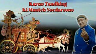 Download lagu Ki Manteb Soedarsono Karno Tandhing 1 wayang wayangkulit kiManteb kiMantebSoedarsono MP3