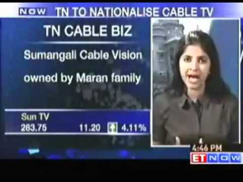 Tamil Nadu to take over cable TV business