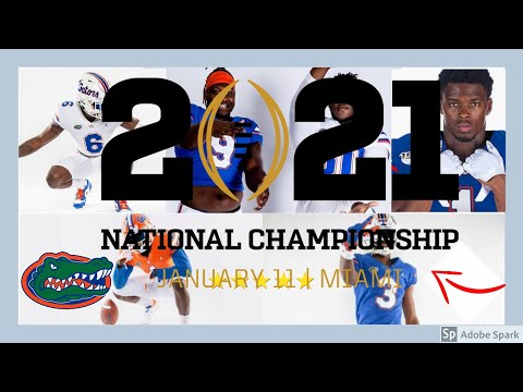 FLORIDA GATORS FOOTBALL PUMPUP 2020-21 HYPE VIDEO