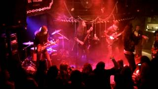 Funeral Circle LIVE @ Wings of Metal 2014 - Montreal Canada - 1