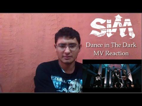 SiM - Dance in The Dark (MV Reaction)