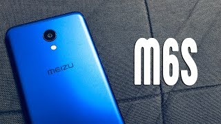 Meizu m6s - РАСПАКОВКА НЕОБЫЧНОГО СМАРТФОНА