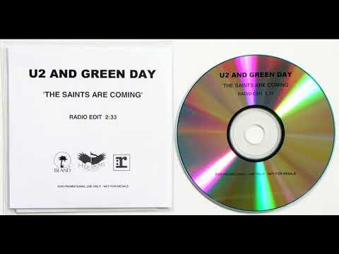 U2 feat Green Day The Saints Are coming (Radio Edit)