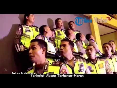 Lagu Sayur Kol yang Viral Diaransemen Polantas, Videonya Cepat Beredar di Media Sosial