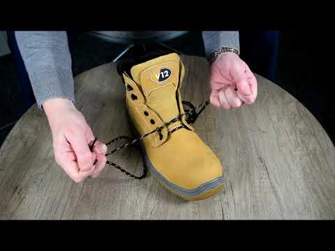 Army Lacing | How To Tutorial 2019