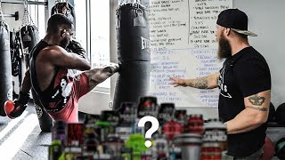 Try These Supplements for All Combat Sports! [Phil Daru]