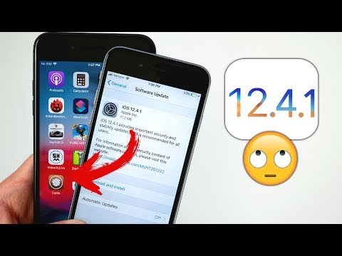 iOS 12.4.1 Released Why you SHOULD NOT Update