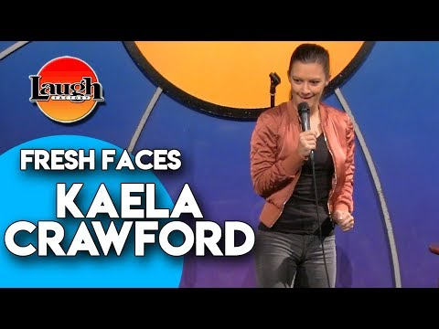 Download Youtube: Kaela Crawford | Fresh Faces | Laugh Factory Stand Up Comedy