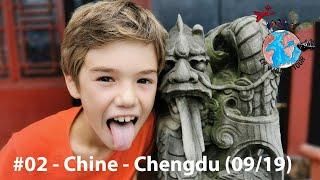 TVGT🌍#02 - Chine - Pingyao, Xi'an et Chengdu