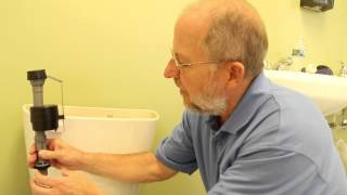 How to: Toilet valve replacement