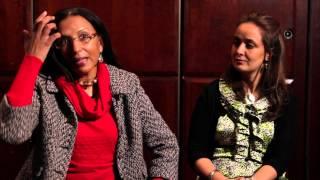 Interview with Houda Abadi and Zakia Salime