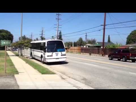 Angela Meryl stunt double for Kimberly Elise in Dope driving LA Metro Bus