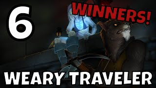 The Weary Traveler Challenge: Episode 6 - A New Winner and Honorable Mentions!