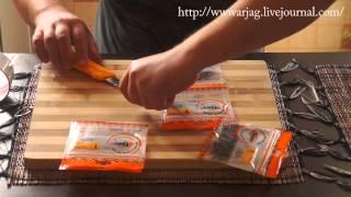 Хранение мягких силиконовых приманок. Storage soft silicone lures